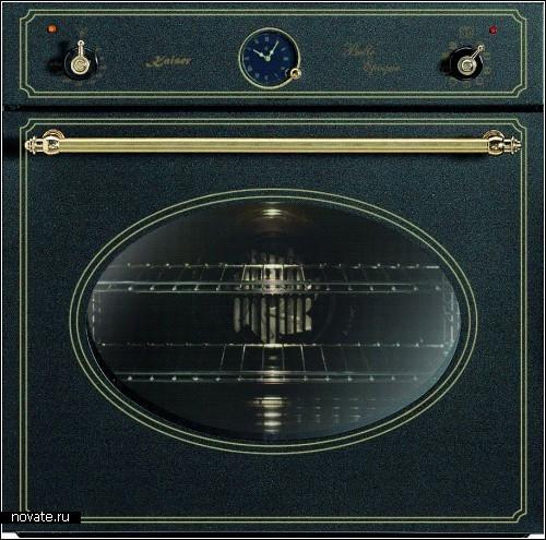 EH 6967 BE - Еще одна духовка-*авангард* от Kaiser