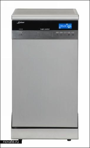 Посудомоечная машина S4571 XL Logic Control с функцией *нежного мытья* - для тонкой хрустальной и фарфоровой посуды