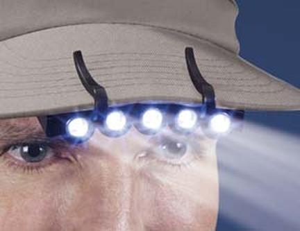 Девайс для диггеров: светит, но не греет