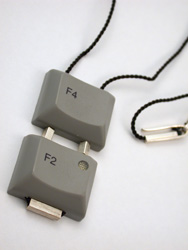Останки новенькой клавы