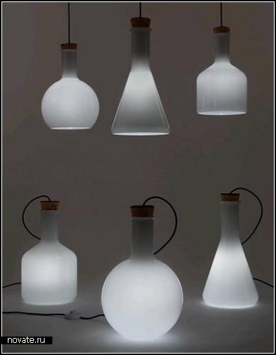 *Лабораторные* светильники Labware Lighting