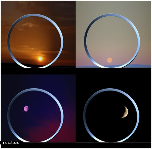 Волшебное зеркало (Magic Mirror), так и не ставшее символом-эмблемой Дубая