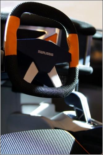 Российский спортивный автомобиль Marussia