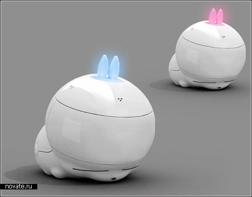 Корейский mp3-кролик Mashimaro от компании Soricom