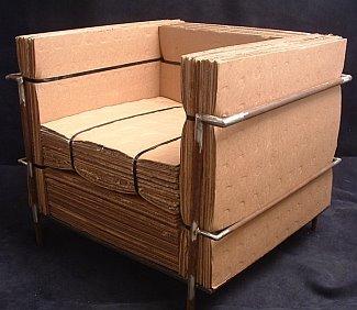 А мягкие кресла уже вышли из моды?