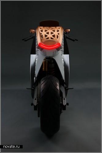 Электробайк Mission One. Самый быстрый серийный электромотоцикл в мире