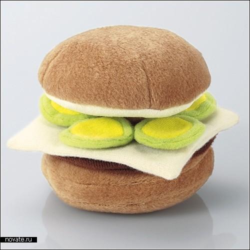 Аппетитные *тряпочки* для протирки офисной техники. Кулинарные шедевры компании Elecom (Япония)