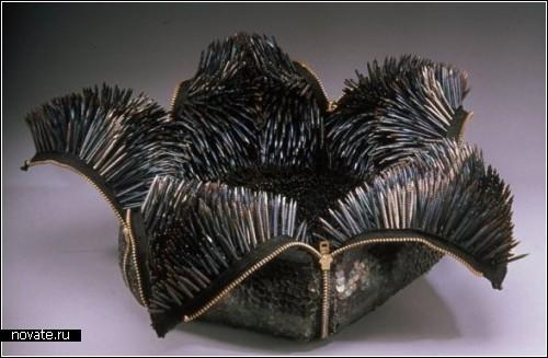 Колючие скульптуры от Jennifer Maestre