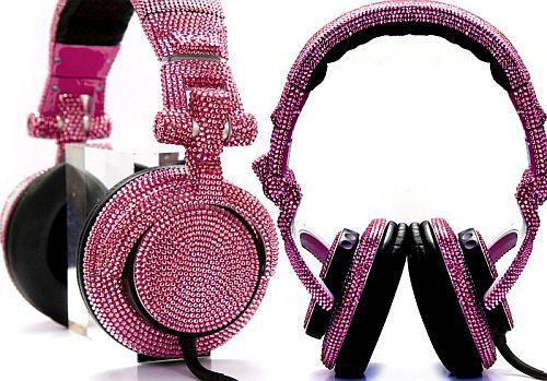 Музыка и гламур Headphones