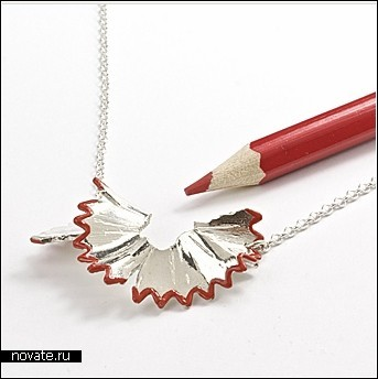 Серебряные украшения от Виктории Мэйсон. Ручная работа