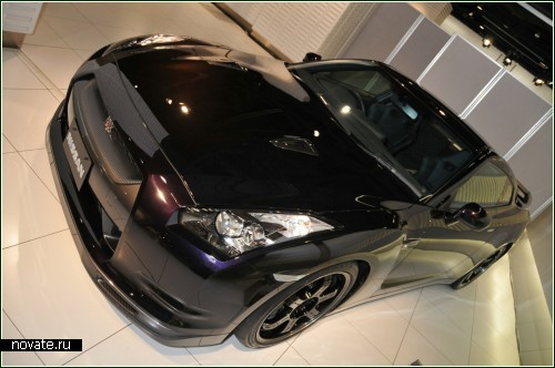 Nissan GT-R SpecV - долгожданный шедевр японского автопрома