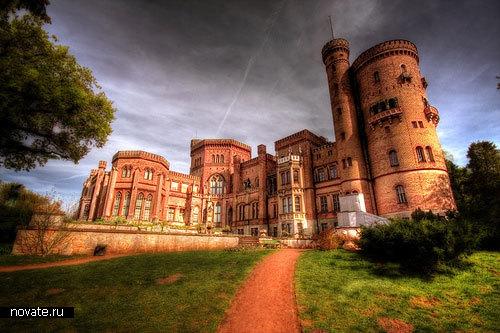 Замок-везунчик. Войны обошли его стороной