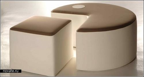 Мебель по мотивам забавной аркады