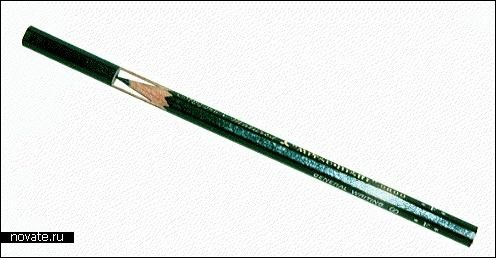 Художественная резьба по карандашу