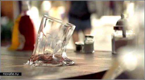 Креативная рекламная кампания минеральной воды Perrier