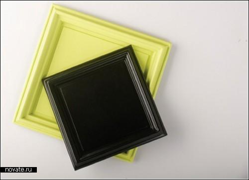 Обзор дизайнерскех тарелок