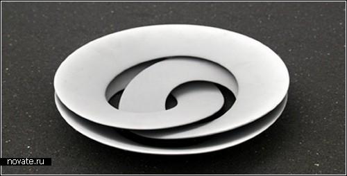 Обзор дизойнерских тарелок