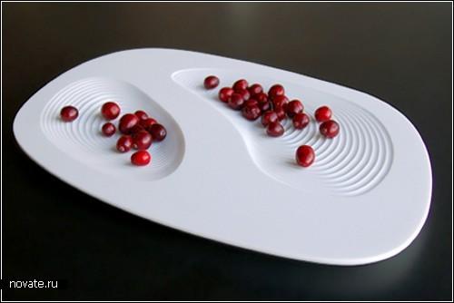 Обзор дизайнерских тарелок