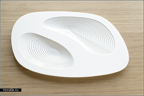 Обзор дизойнерскех тарелок