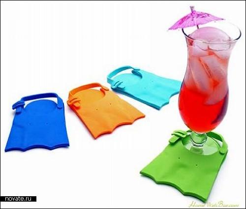 Подстаканники, подбокальники и прочие подставки, на которые нужно ставить емкость с любимым питьем