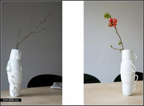 Коллекция девайсов из керамики от Laura Pregger
