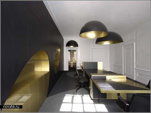 Power Office. Проект интерьера для босса-зазнайки
