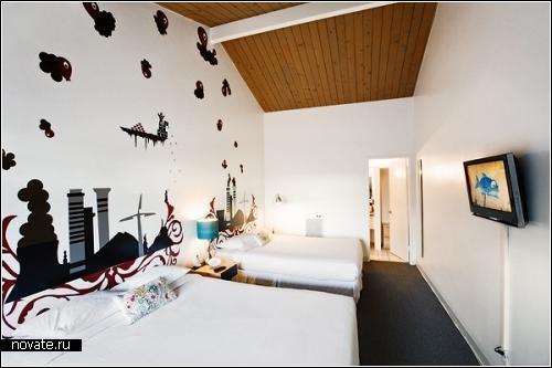 Presidio Motel - гостиница с особенным настроением