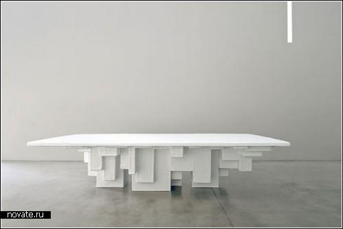 Примитивная мебель (Primitive collection) от итальянской дизайнерской компании Nucleo