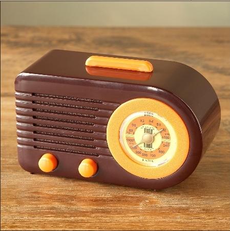 Современное ретро-радио