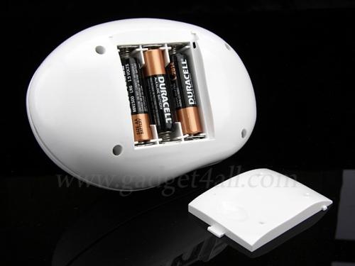 А на самом деле - шаманский прибор на батарейках