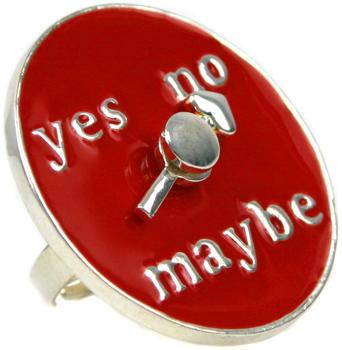 Сомневающееся кольцо