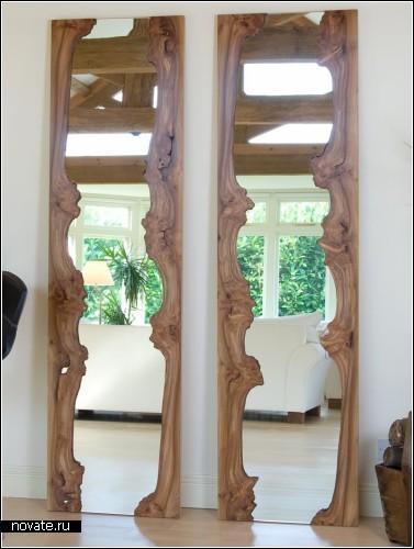 Речные зеркала (River Mirrors). Стильные штучки от Caryn Moberly