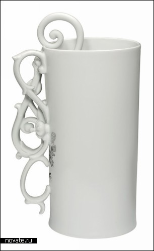 Королевский фарфор Royal Actual от дизайнера Sam Baron