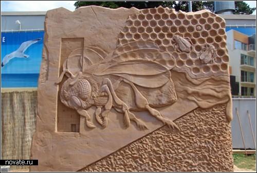 Вот, на что способны Повелители песка