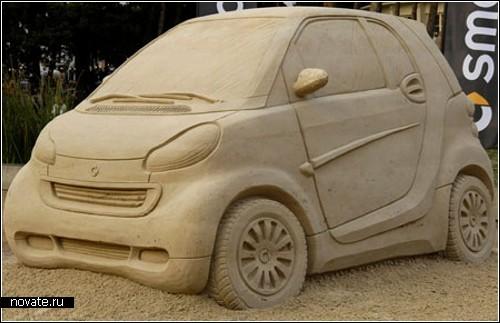 Самая безопасная машина в мире :)