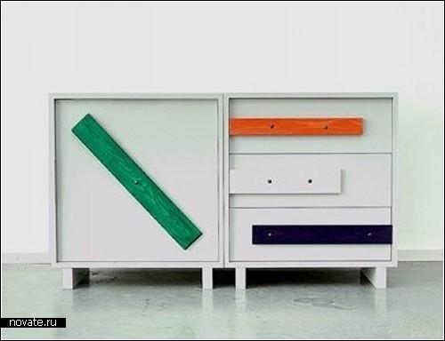 Спасенная мебель от шведского дизайнера Katarina Hаll