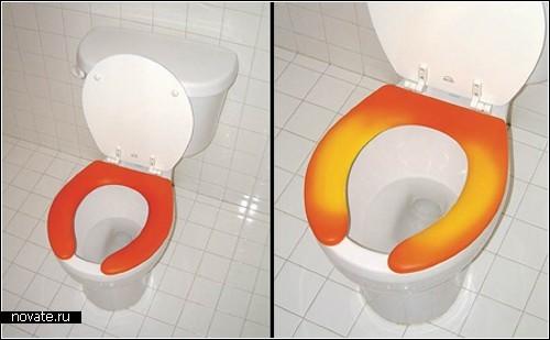 Обзор дизайнерских крышек и сидений для унитазов