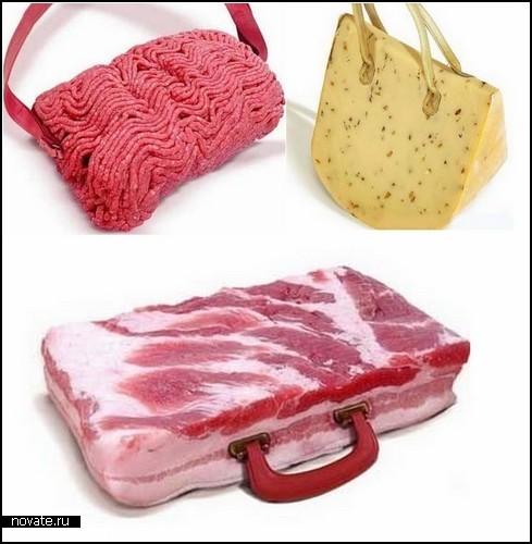 Сумки из пластинок.  Обзор креативных сумок.  Если у вас дома завалялось...