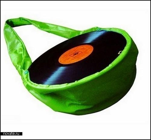 Креативные сумки.