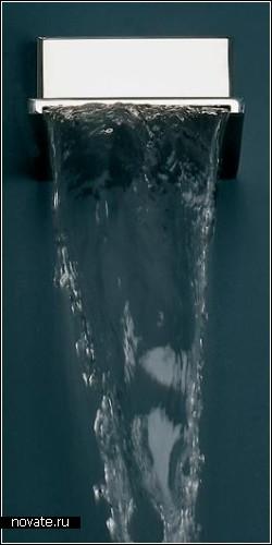 душ-водопад