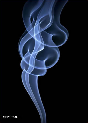 Картины из дыма