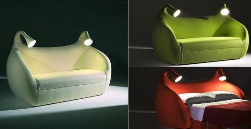 Мягкий свет, мягкие подушки...