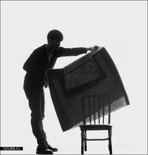 Sofa Dress от MAEZM Studio. Стул, замаскированный под кресло