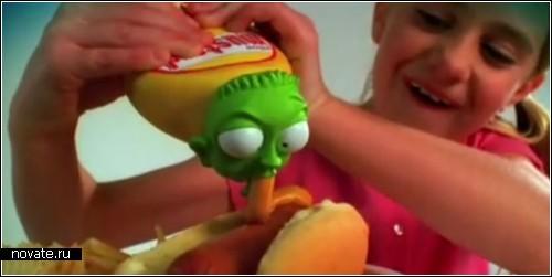 Кухонные игрушки SPREAD HEADS для выдавливания горчицы и кетчупа