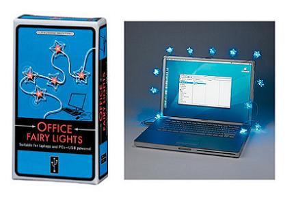 Гирлянда для компьютера