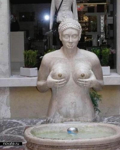 Страшно красивые скульптуры