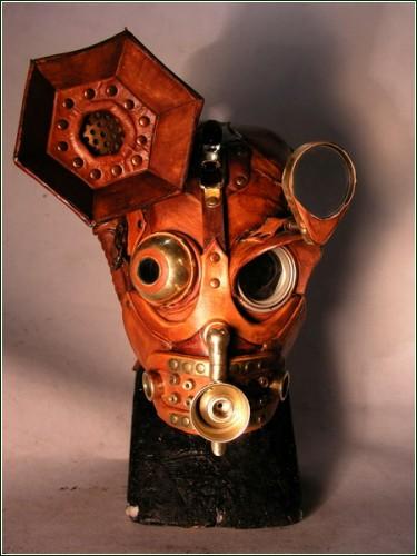 Садо-мазо в стиле Steampunk
