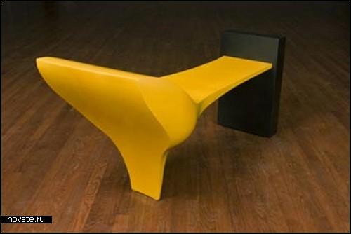 Мебель для дома. Диковинные плоды дизайнерской фантазии