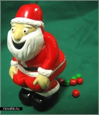 Санта-Клаусы тоже делают это