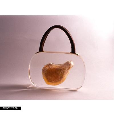 Креативные сумочки.
